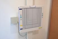 胸腹部レントゲン撮影設備完備。