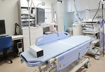 レントゲン画像は、すぐに診察室で確認することができます。